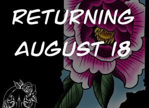 Return to Bloomington 8/13/20