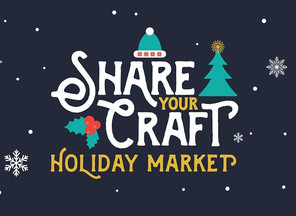 Share Your Craft Holiday Market at Switchyard Brewing Co