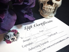 Gift Certificate Specials!