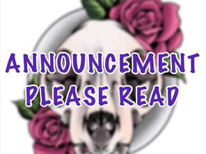 Relocation Announcement!