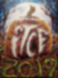 ITCE Indiana Toy and Comic Expo Bloomington Indiana MayonnaiseanBread convention poster
