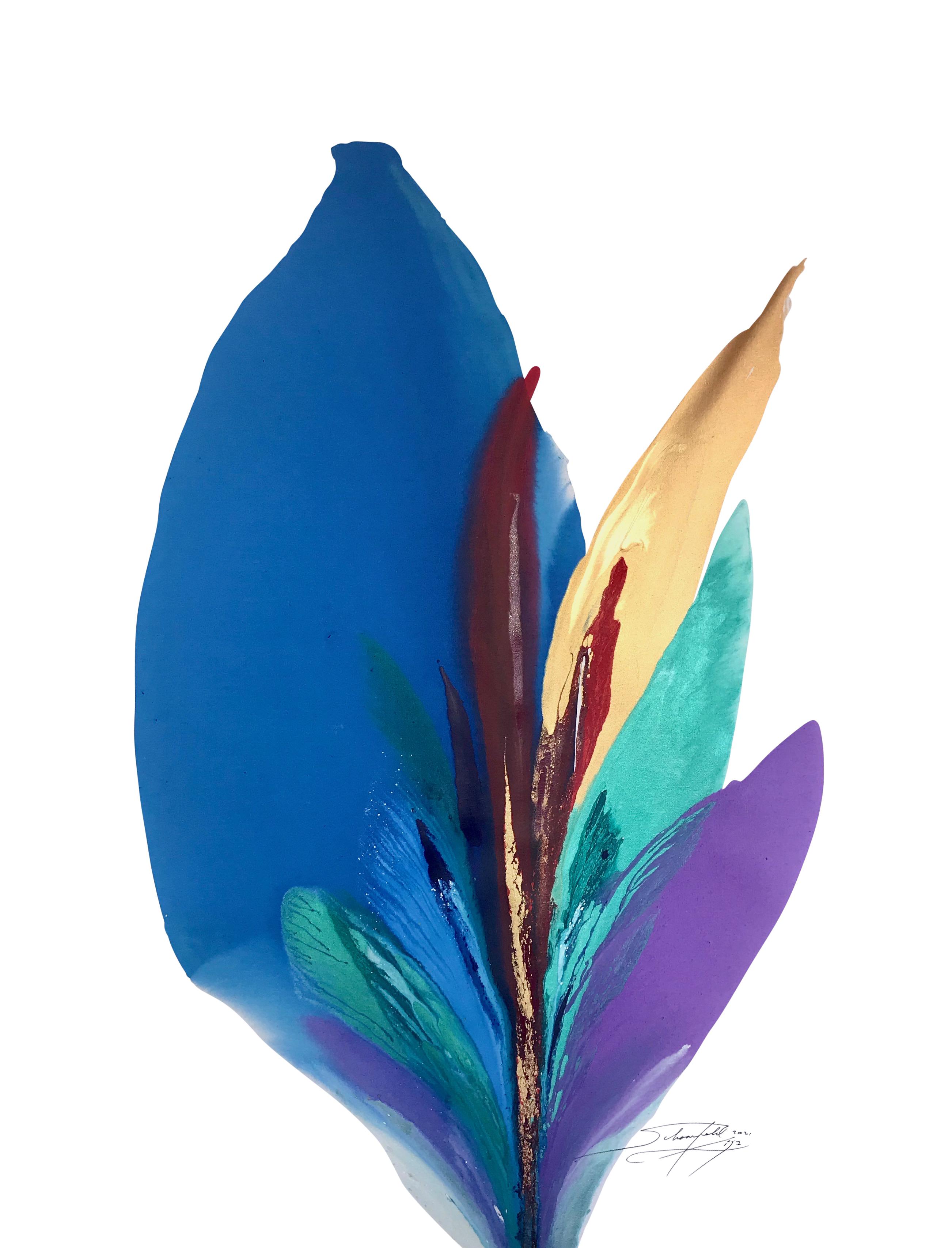 Schoenfeld, _Deep Blue Rio De Colores #2