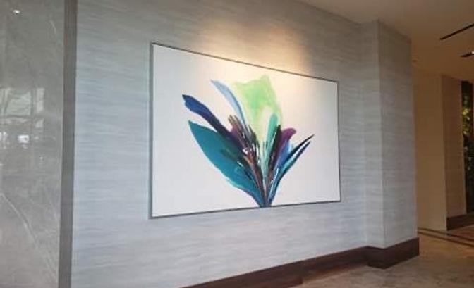 %22Veils%22 Hilton Hotel Lobby Orlando F