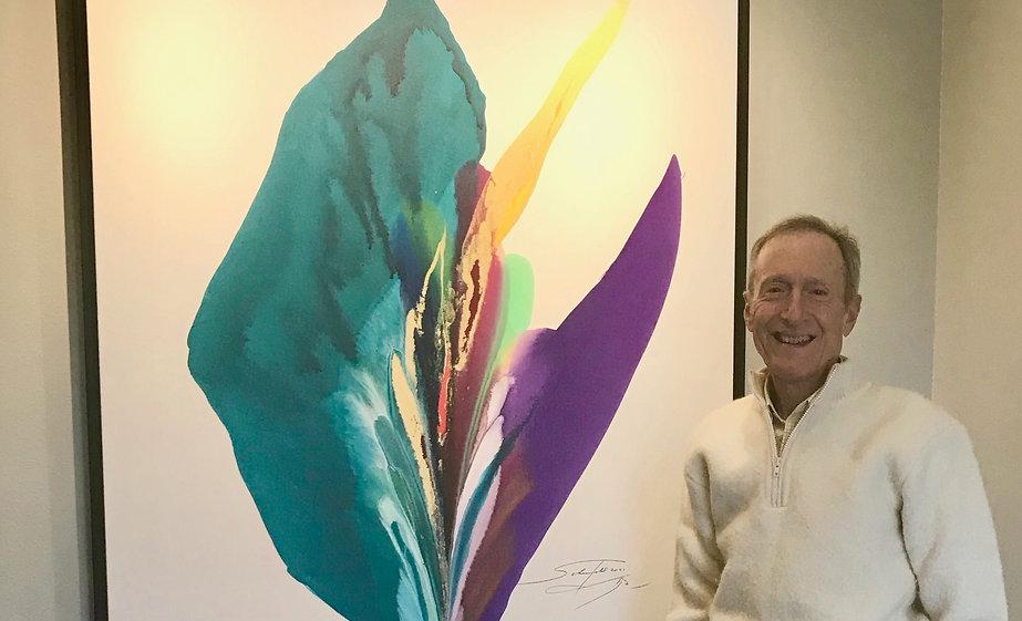 Robert Schoenfeld, Artist, _Rio De Colore's #1.jpeg