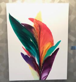 Murano Painting #2 60'x70_
