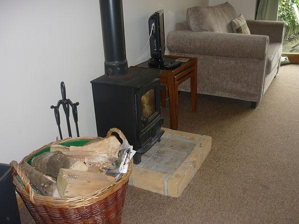 Parlour fireplace