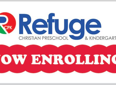 Preschool & Kindergarten // Now