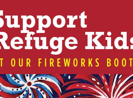 Fireworks Booth - Bass Pro Shopping Center // June 28