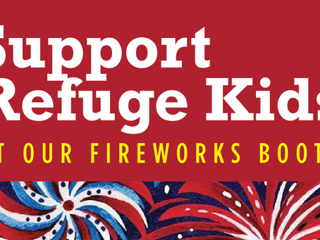 Fireworks Booth - Bass Pro Shopping Center // June 28