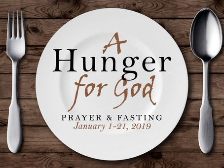 21day Daniel Fast // Jan 1