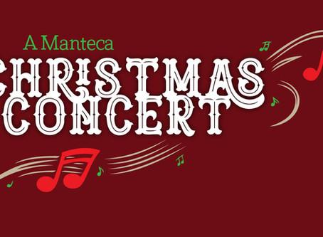 A Manteca Christmas Concert // Dec 15