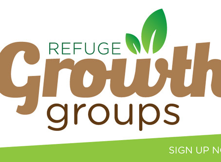 Growth Groups // Feb 3