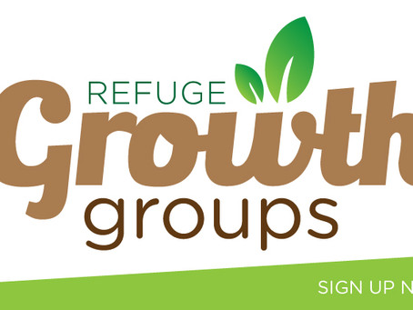 Growth Groups // Feb 3