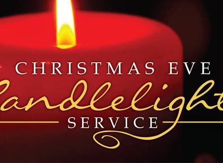 Christmas Eve Service // Dec 24