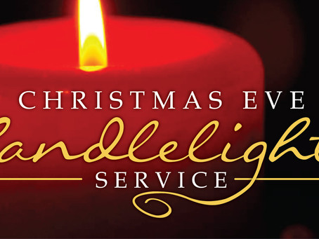 Christmas Eve Service // Dec 24