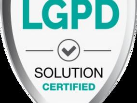 INTERON Recebe Selo de Certificação LGPD Solution