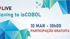 LIVE Moving to isCOBOL