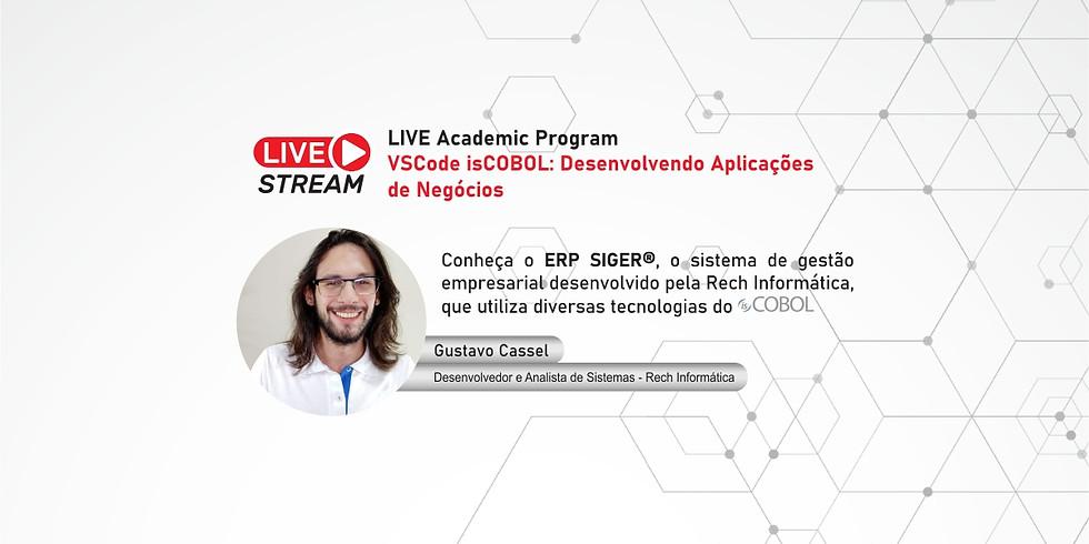 LIVE Academic Program, VSCode isCOBOL: Desenvolvendo Aplicações de Negócios