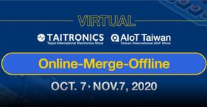 INTERON participará do AIoT Taiwan 2020 Show