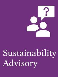 Sustainability Advisory