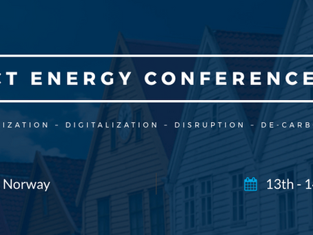 Jules CHUANG will present at Kinect Energy Conference as a speaker sharing renewable energy solution