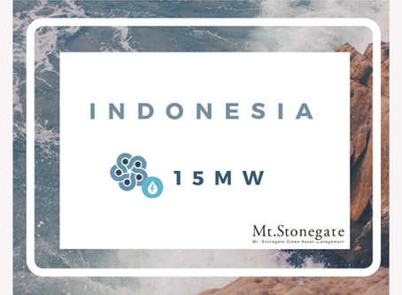 New projects are available in INDONESIA