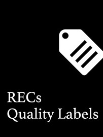 RECs Quality Lables