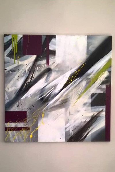 No Title (2014) - sold -