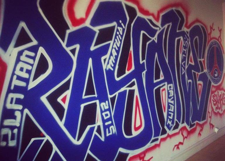 #psg #rayane #molotow #blue #red #zlatan
