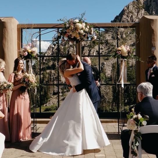 Snow Basin Resort   Love Story + Wedding Day Video