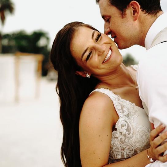 Beaches Resort Negril Jamaica Wedding   Sabrina + Byron