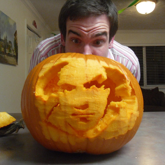 Beethoven pumpkin