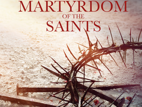 Review of 'Martyrdom of the Saints'
