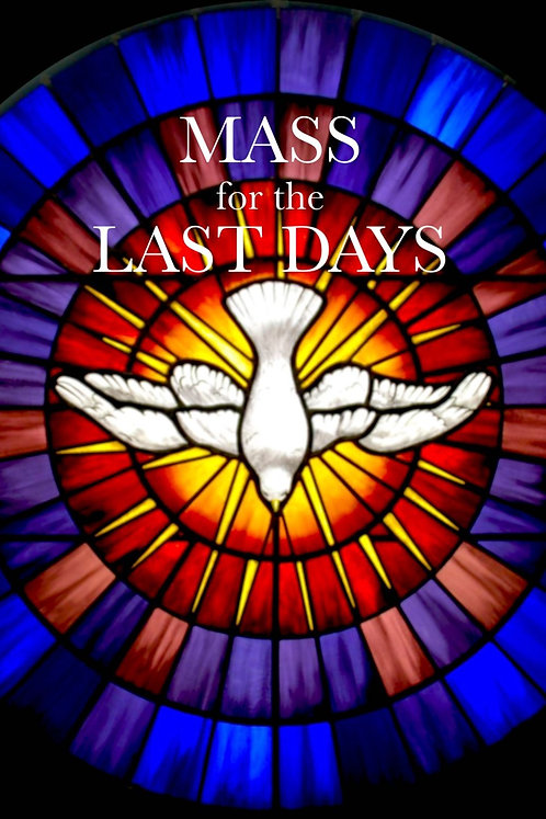 Mass for the Last Days (vocal score)