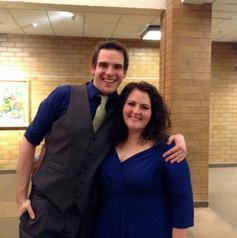 With Mariah Wilcox, soprano