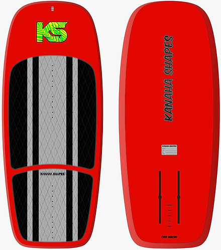 "Casi Macho 47"" (Gloss Red)"
