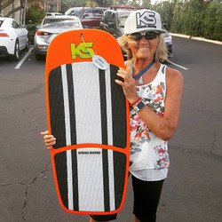 Freestyle Kiteboard