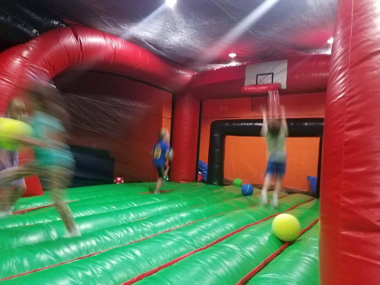 Multi Sport Complex Bounce