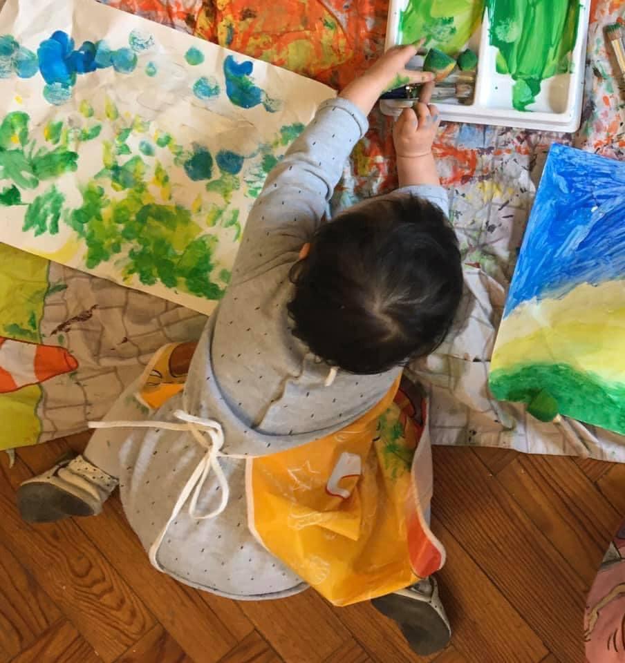 Atelier « Cézanne, Ma Montagne Sainte Victoire »