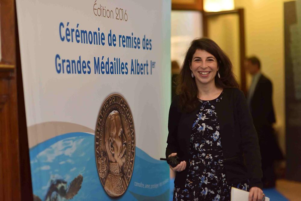 Pauline Herouan Institut océanographique
