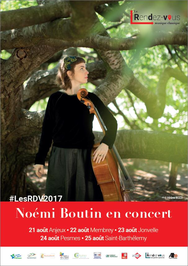 Le Rendez-vous musique classique Noémi Boutin