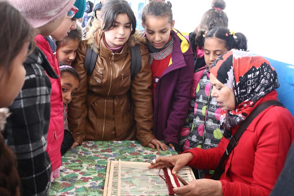 patrimoine culturel tunisien