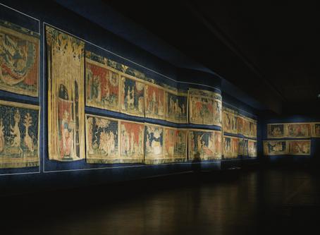 Un nouveau parcours d'interprétation pour la tapisserie de l'Apocalypse au Château d'Angers