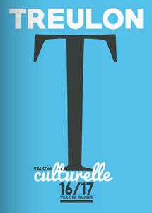 Programmation Espace culturel Treulon 2016 2017