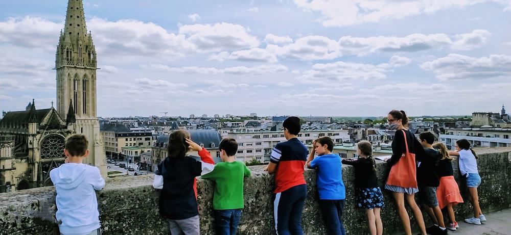 Visite à Caen - Sur les pas de Guillaume le Conquérant