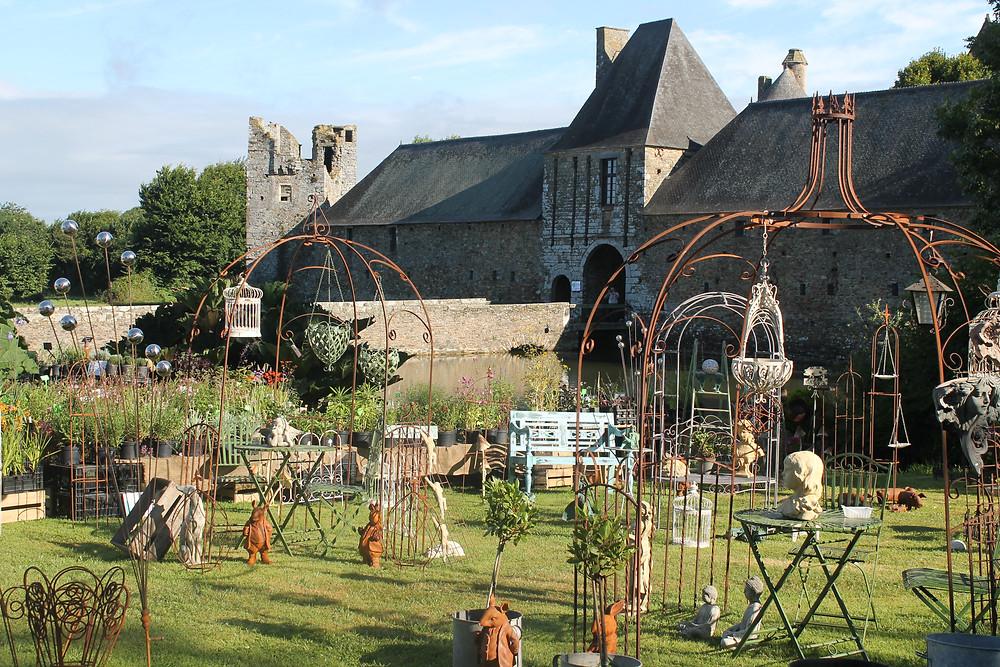 chateau de gratot mon cher watson normandie patrimoine