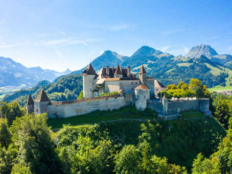 3 questions à… Château de Gruyères