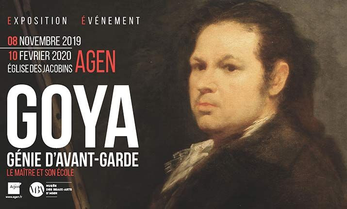 exposition Goya avant-garde Agen église Jacobins