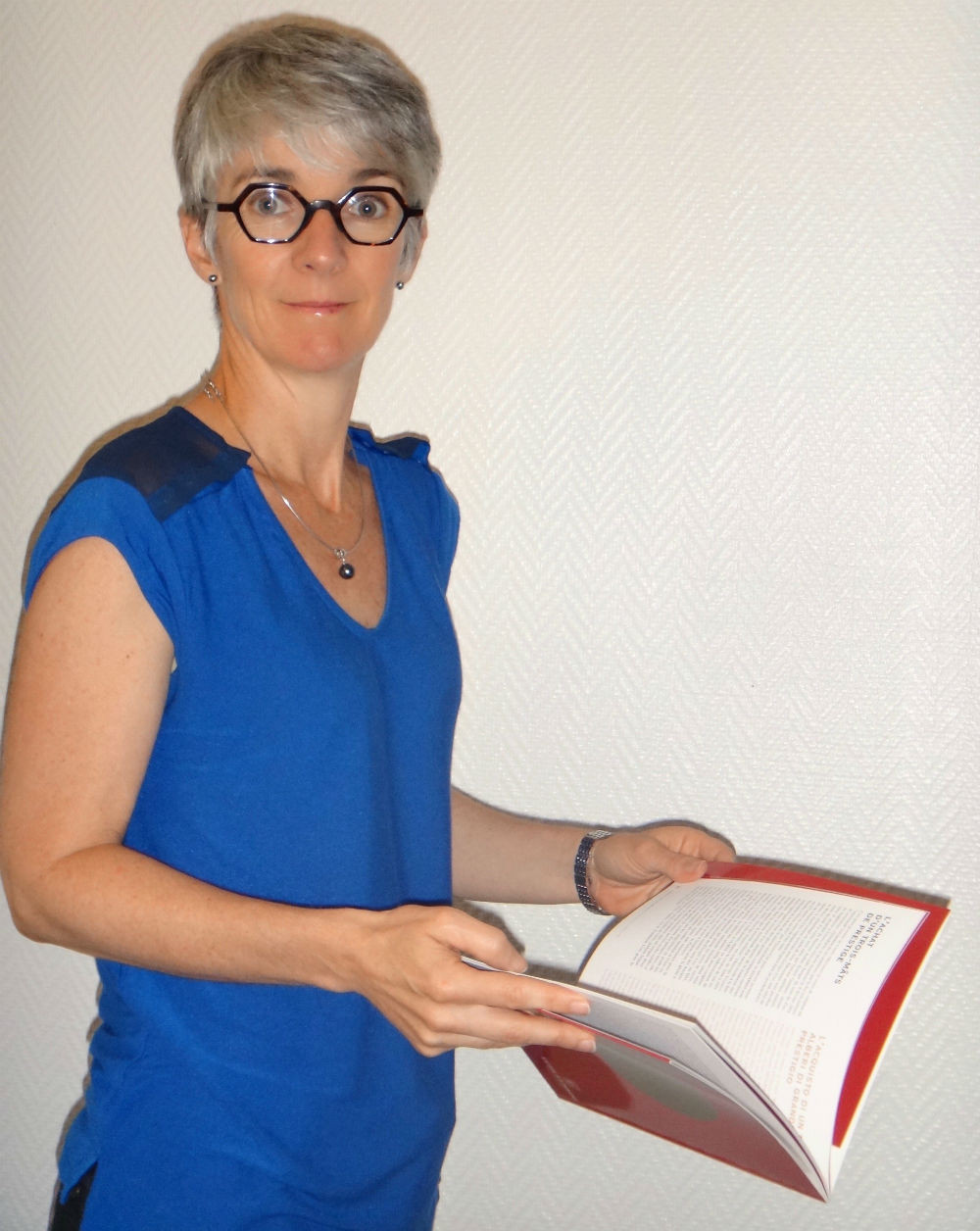 Cathy Drevillon madame papier