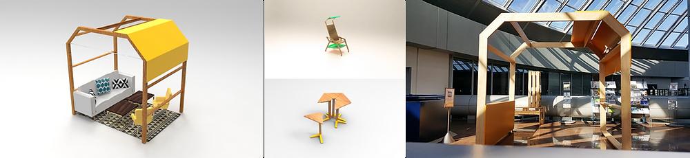 design coworking Ester Limoges